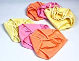Reusable Nappies for Babies, Set of 12, Assorted Colors, Small