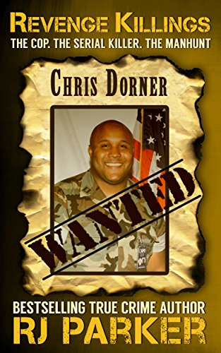 Chris Dorner was a cop with the LAPD who was fired after reporting that an officer beat up a handcuffed, non-resisting suspect… In his manifesto that he posted on Facebook, he vowed to kill those associated with him being fired as well as their families.  Read this true crime expose at a fraction of the price: Revenge Killings: LAPD Cop and Serial Killer, Chris Dorner by RJ Parker Ph.D. & Peter Vronsky Ph.D.