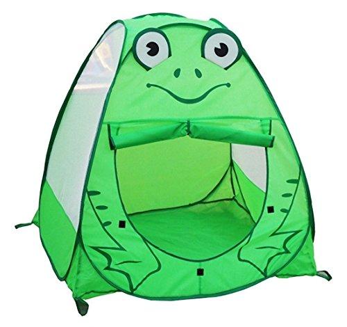 キッズ超ご機嫌! 【 キッズテント カエル タイプ 】 子供用テント テントハウス ボールハウス Kids Tent