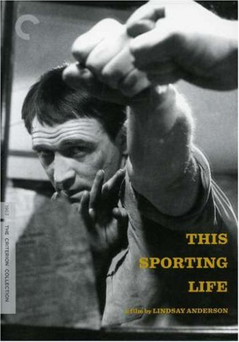 Cover art for  This Sporting Life (The Criterion Collection)