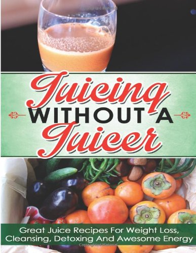 Juice Recipes For Energy