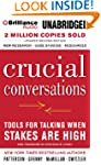 Crucial Conversations: Tools for Talk...