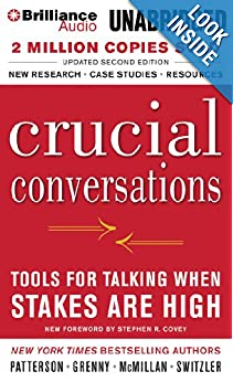 Tools for Talking When Stakes Are High, Second Edition -  Kerry Patterson, Joseph Grenny , Ron McMillan