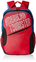 American Tourister Red Casual Backpack (CLICK 2016)