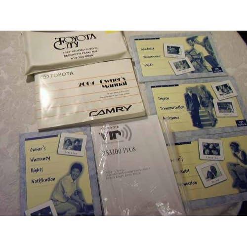 2004 toyota camry repair manual free