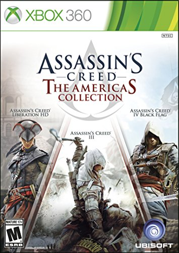 Assassin'S Creed: The Americas Collection - Xbox 360 Standard Edition front-880974