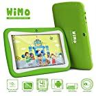 ProntoTec 7 inch WiMo C72R Android Tablet PC for Kids,Android 4.4 KitKat OS, Dual Core RK3026 Cortex A9 CPU Dual Cameras 4GB, Wi-Fi (Green) - Christmas and birthday gift for your love!