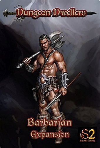 Dungeon Dwellers: Barbarian - 1