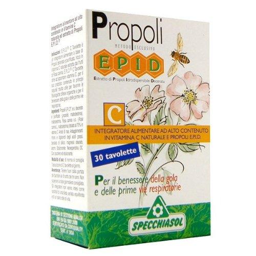 SPECCHIASOL EPID C 30 TAVOLETTE