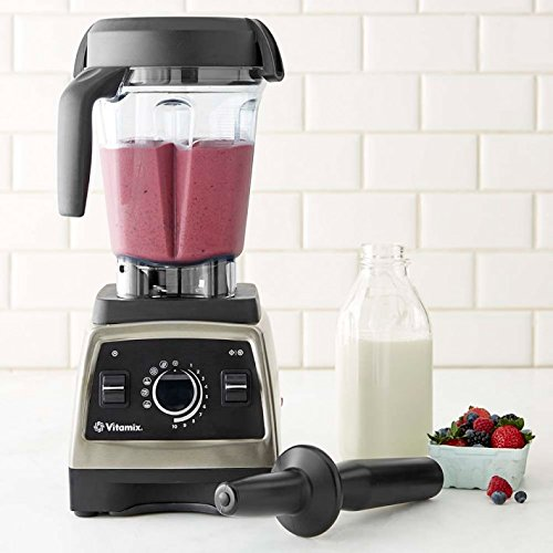 Vitamix Pro Series 750 Brushed Stainless Finish with 64oz Container and Cookbook, Heritage (Vitamix 750 compare prices)