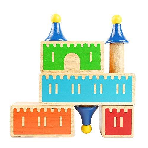 sainsmart-jr-castello-di-dream-torreggiante-blocco-puzzle-in-legno-48-sfide