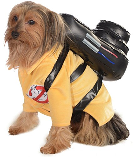 Ghostbusters Movie Pet Costume