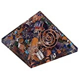 The Crystal Jewel Orgonite Pyramid