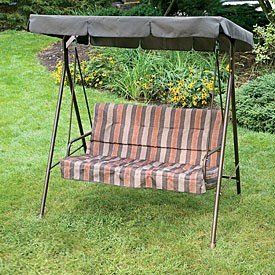 seater swing replacement canopy gazebos patio and furniture