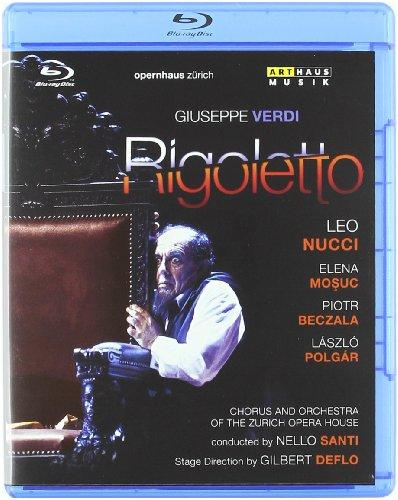 Rigoletto (Santy/ Nucci) - Verdi - Blu Ray