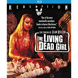 The Living Dead Girl [Blu-ray]