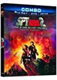Spy Kids 2: The Island of Lost Dreams [Blu-ray + DVD + Digital Copy]
