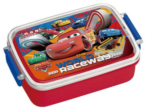 食洗機対応 タイトランチボックス 450ml カーズ Cars ディズニー