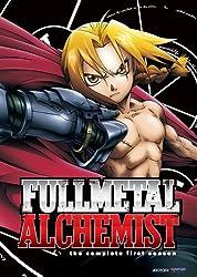 Fullmetal Alchemist: Season One Box Set