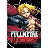 Fullmetal Alchemist: The Complete First Seasonby Aaron Dismuke