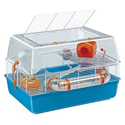 Ferplast Duna Fun Hamster Cage With Accessories