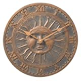 Home - Sunface 12 Inch Wall Clock