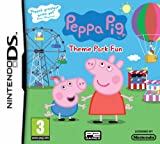 Peppa Pig - Theme Park Fun (Nintendo DS)