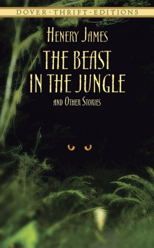 The Beast in the Jungle and Other Stories (Dover Thrift...