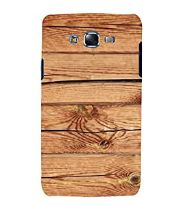 printtech Wooden Plank Pattern Back Case Cover for Samsung Galaxy J5 / Samsung Galaxy J5 J500F