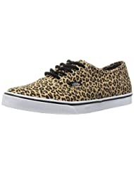 Vans Unisex Authentic Lo Pro Leopard Sneakers