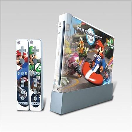 Wii Dual Colored Skin Sticker,Wii0620-30