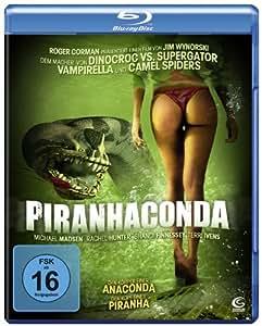 Piranhaconda [Blu-ray]