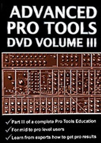 Advanced Pro Tools 3 [Import]