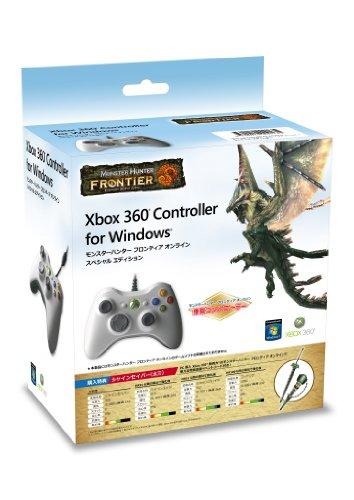 マイクロソフト Xbox 360 Controller for Windows モンスターハンター フロンティア オンライン スペシャル エディション