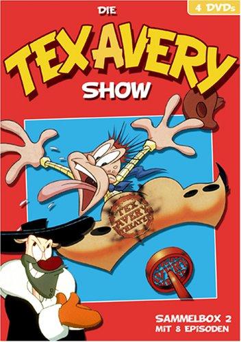 Die Tex Avery Show - Sammelbox 2 [4 DVDs]