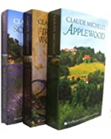 Claude Michelet Trilogy - 3 books - numbers 1, 2, 3 £20.97 (Firelight and Woodsmoke / Applewood / Scent of Herbs)