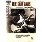 Rev. Gary Davis (Stefan Grossmans Early Masters of American Blues Guitar) ~ Rev. Gary Davis