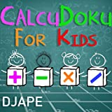 CalcuDoku for Kids ~ DJAPE