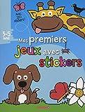 echange, troc Hemma - Mes premiers jeux avec stickers 3-5 ans
