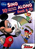 Disney Disney Junior Sing Along Book (Disney Singalong)
