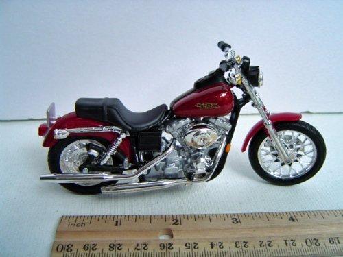 Harley Davidson Dyna Super Glide Series 8 1:18 - 1
