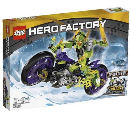 Lego Hero Factory – Speeda Demon – 6231 online bestellen