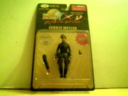 The Ultimate Soldier X-D German Officer (10206) Scale 1:18