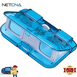3x28 Opera Glass (Clear Blue) With Free 6 Feet NETCNA HDMI Cable - BY NETCNA