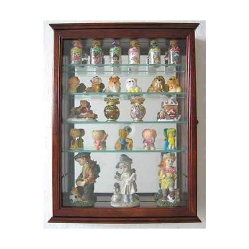 Amazon.com - Wall Curio Cabinet / Wall Shadow Box Display