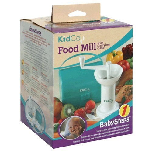 Kidco Baby Steps Food Mill, With Carrying Case , 1 Food Mill Picture