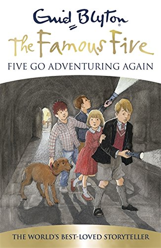 Five Go Adventuring Again. Famous Five 2