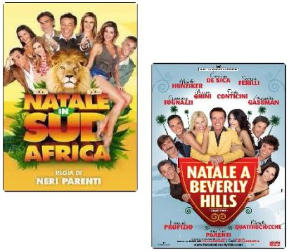 Natale In Sud Africa / Natale A Beverly Hills (2 Dvd)