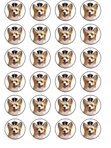 royal wedding cake decorations. Royal Corgis - Prince William