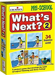 Creative Educational Pre-School What's Next II